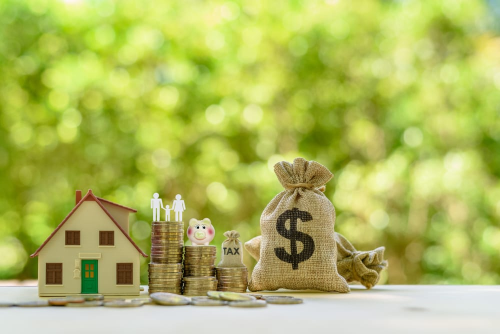 An abstract interpretation of wealth accrued from Investment Property Depreciation in Australia
